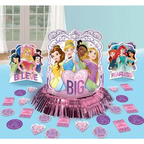 centre de table princesse disney