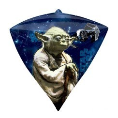 ballon star wars diamant 61cm