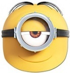 masque minion Stuart