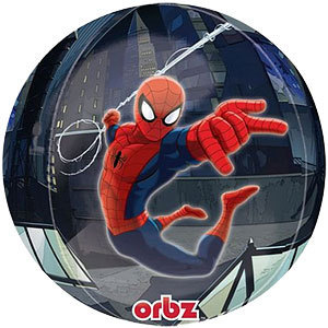 ballon orbz spiderman