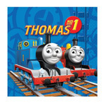 16 serviettes thomas and friends