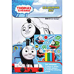 set de coloriage thomas
