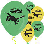 8 ballons good dinosaure