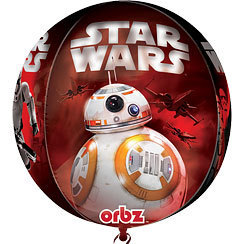 ballon orbz star wars the force