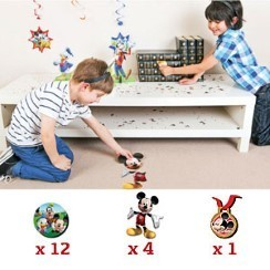 jeu de construction mickey