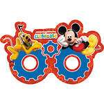 6 lunettes mickey