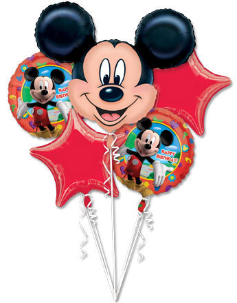 bouquet de ballons mickey