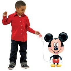 ballon airwalker mickey 76cm