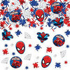confettis de table spiderman