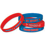 4 bracelets spiderman
