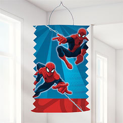 lanterne spiderman