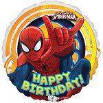 ballon spiderman HB 45cm