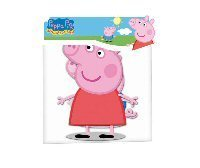 2 figurines peppa et georges