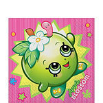 16 serviettes shopkins