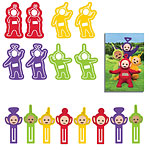 pack de 24 jouets teletubbies