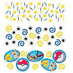 confettis pokemon