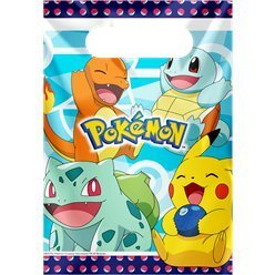 8 sachets pokemon