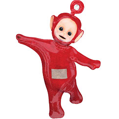 ballon teletubbies 104cm