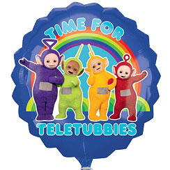 ballon teletubbies 89cm