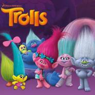 poster trolls groupe