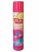laque cheveux rose troll