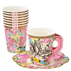 12 tasses alice