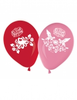 6 ballons latex elena d'avalor