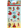 4 planches de stickers elena d'avalor