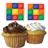 12 pics pour cupcake block party