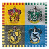 16 serviettes harry potter 25cm