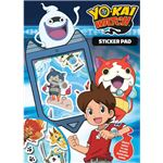 pack de stickers yo kai watch