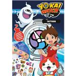 pack de tatouages yo kai watch