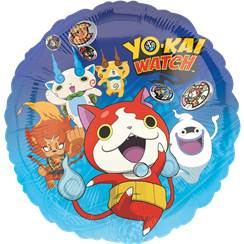 ballon yo kai watch 45cm