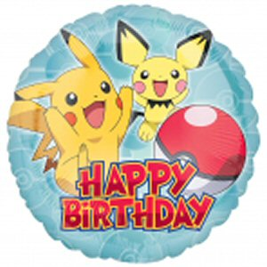 ballon pokemon HB 2