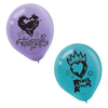 6 ballons descendants