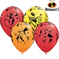 6 ballons indestructibles