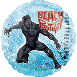 ballon black panther de 45cm