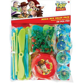 48 jouets toy story