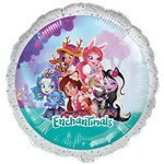 ballon enchantimal 45cm