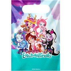 8 sachets enchantimals