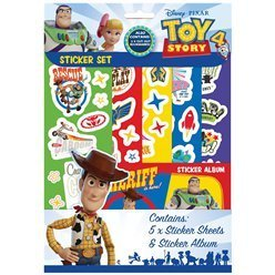 pack de stickers toy story