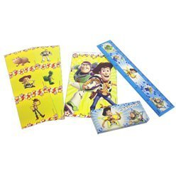 pack papeterie toy story